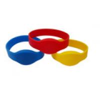 Pulsera RFID de silicon de 13.56MHZ