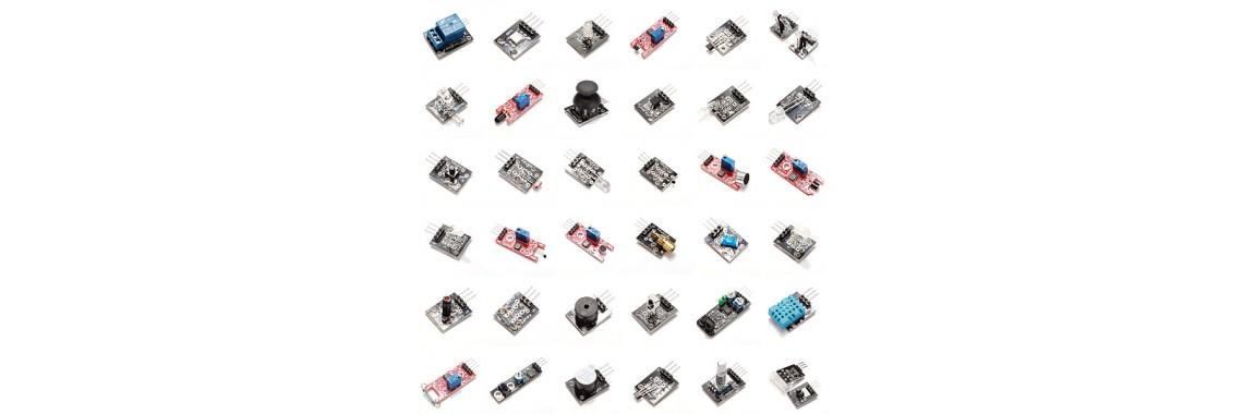 Paquete de 37 sensores