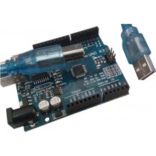 Arduino Uno R3 SMD + Cable Usb