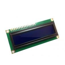 Display Pantalla LCD 16x2 con Backligth Azul letras Blancas