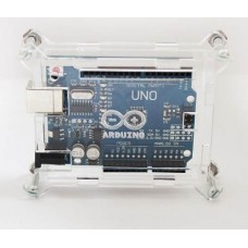 Kit Arduino Uno + Case Gabinete + Cable Usb