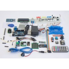 Super Kit Arduino Uno de Inicio RFID Wifi Bluetooth Libros