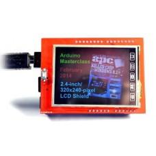 """Pantalla TFT 2.4"""" con TouchScreen para Arduino Pic Avr Atmega"""